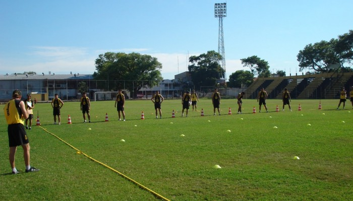 Inicio de entrenamiento en fútbol 4db38edbf51a6