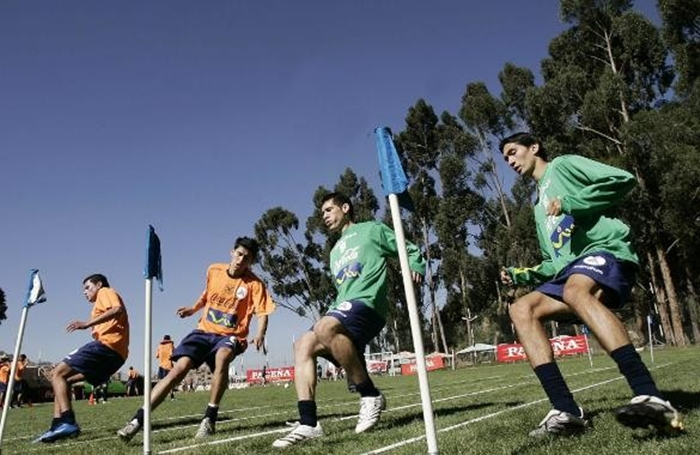 Ejercicios de resistencia aerobica en el futbol sala