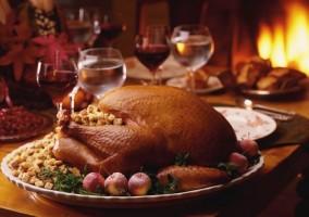 Las cenas abundantes de navidad hay que quemarlas.