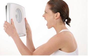 El estrés y la frustración como principal causa del fracaso en las dietas