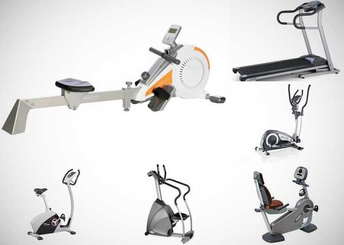 Ejercicios con aparatos de gimnasio para adelgazar
