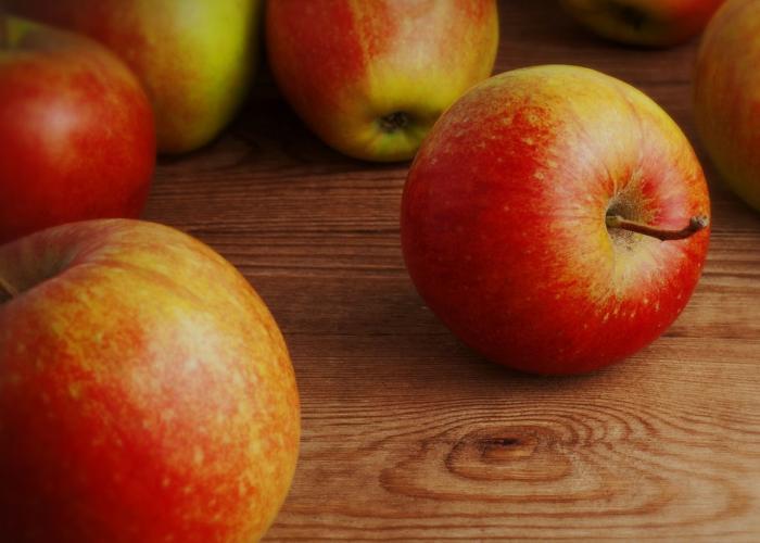Manzanas Red Delicious