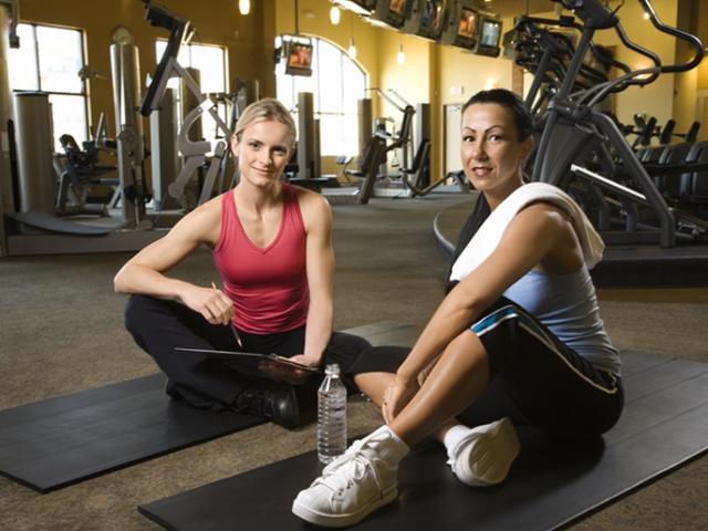 La pol mica de los gimnasios femeninos for Gimnasio femenino