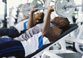 Ganar kilos de músculo