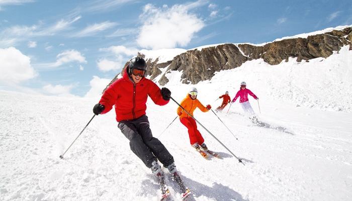 Consejos de seguridad para esquiar