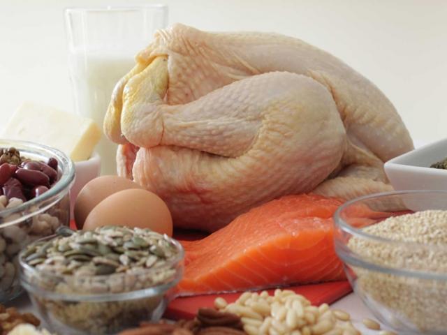 Incrementa el consumo de proteínas para adelgazar