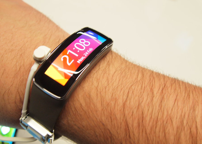 Samsung Gear Fit destacada
