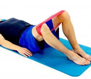 Resultado de imagen de ejercicio separar rodillas
