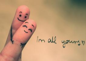 Dedos felices