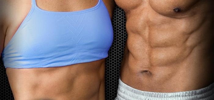 Músculos de ambos sexos