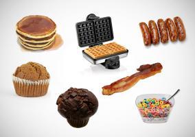 Alimentos no recomendados para el desayuno