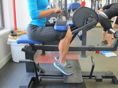 ejercicios para el musculo soleo