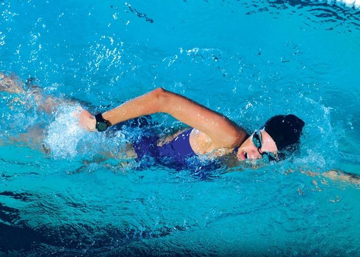 La t cnica correcta del crol en nataci n for Planos de piletas de natacion
