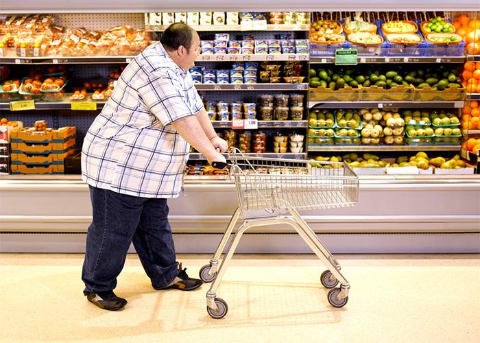 El estrés y porciones de alimentos para bajar de peso