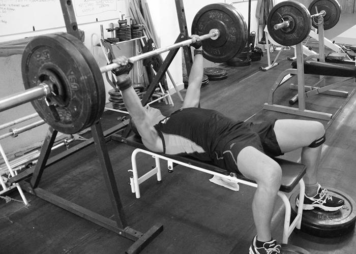 Volumen rutina fuerza y de entrenamiento