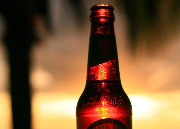 Cerveza sirve para bajar de peso
