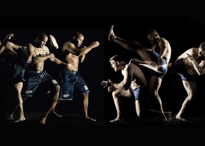 ejercicios de artes marciales