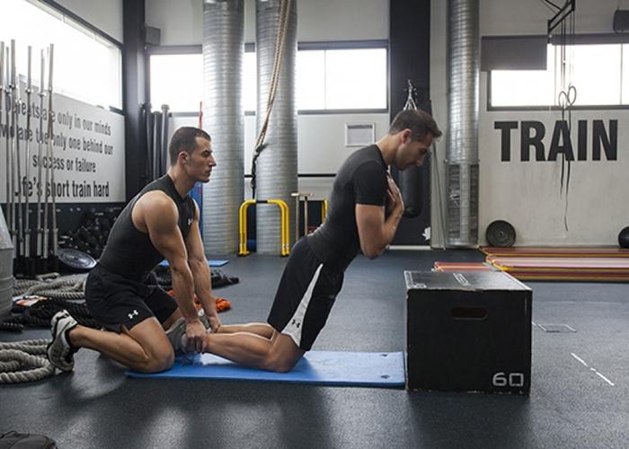 El entrenamiento excéntrico para evitar el estancamiento