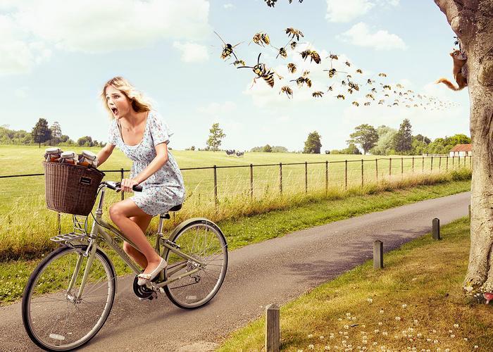 Niña Feliz Andar En Bicicleta: Cómo Elegir Un Sillín De Mujer Para La Bicicleta