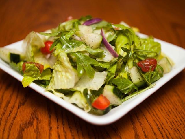 Ingredientes para perder peso en ensaladas for Las mejores ensaladas