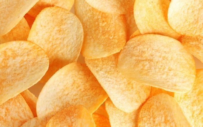 Patatas fritas Pringles