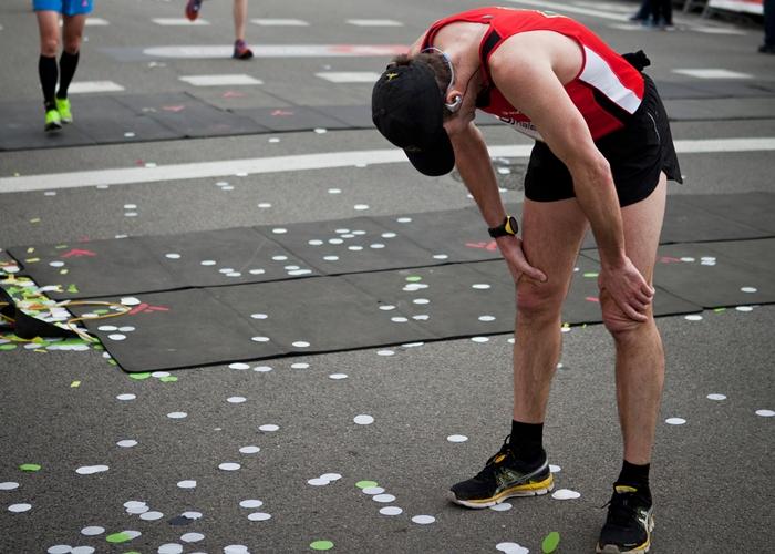 muro de la maraton