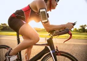 aplicacion para ciclistas
