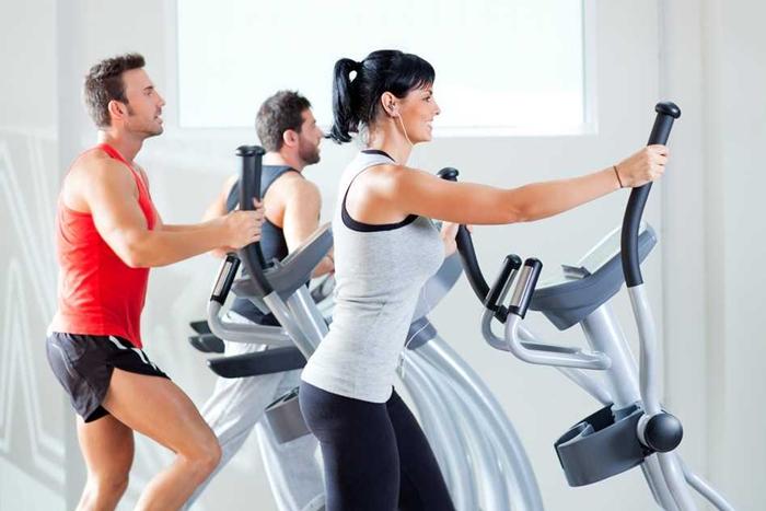 Qué ejercicios de cardio resultan excelentes para cuando las rodillas presentan dolor