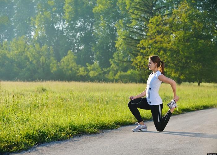 Razones para que entrenes al aire libre