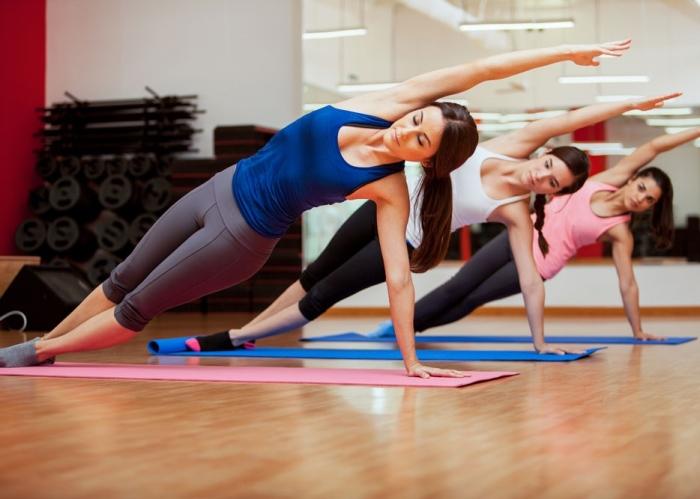 Resultado de imagen para mujeres haciendo ejercicio