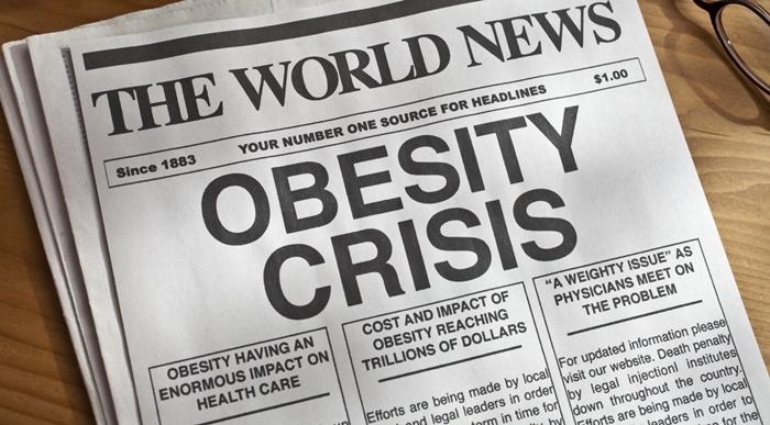 Crisis por Obesidad en el mundo