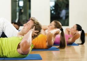 abdominales ejercicio