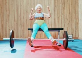 ejercicio y personas mayores
