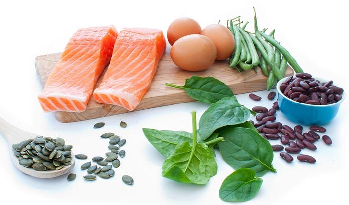 Alimentos ricos en proteína magra