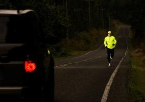 Corriendo contra el tráfico