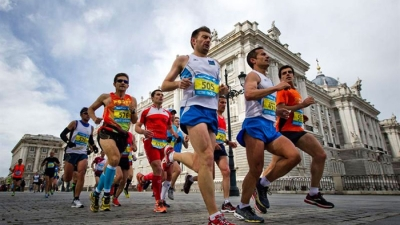 maraton running