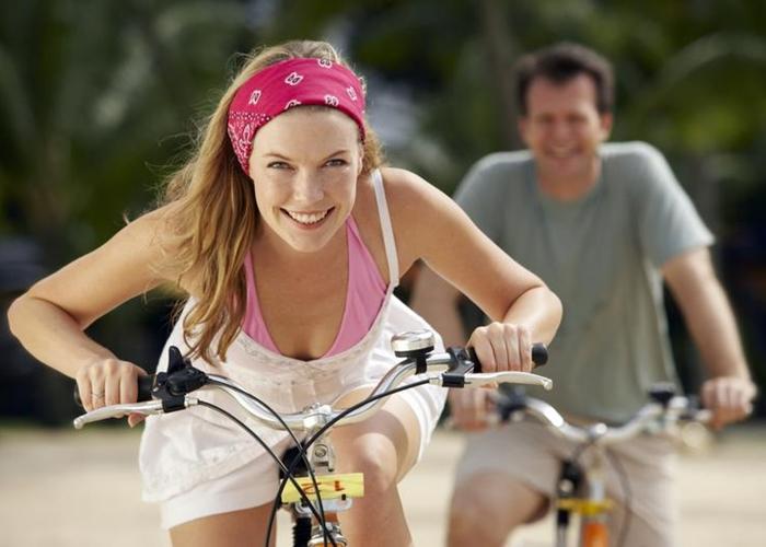 3 razones para montar bicicleta