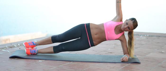 ejercicios para musculos laterales del tronco