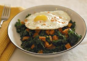 Desayuno rapido y saludable