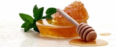 Porción de miel