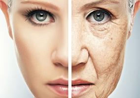 envejecimiento prematuro