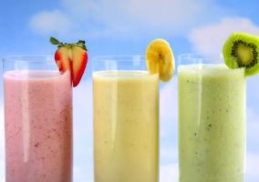 3 batidos de frutas deliciosos y saludables