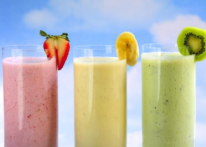 3 batidos de frutas deliciosos y saludables para una - Batidos de frutas ...