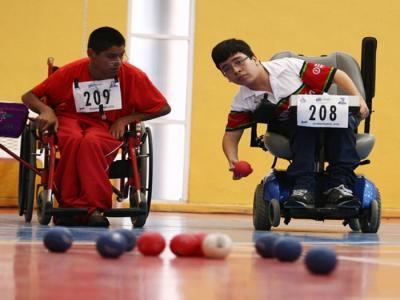 deporte paralisis cerebral