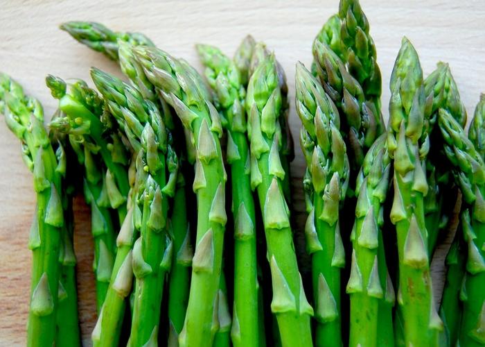 esparragos verde