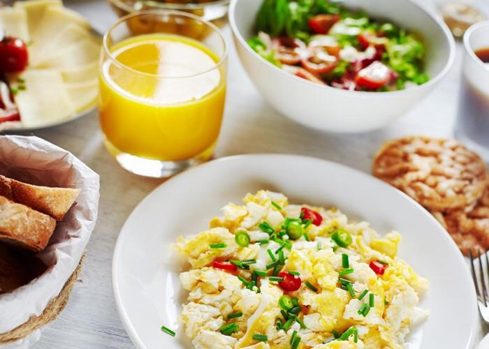 Desayunos ricos para bajar de peso