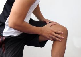 Dolor de rodilla en corredor