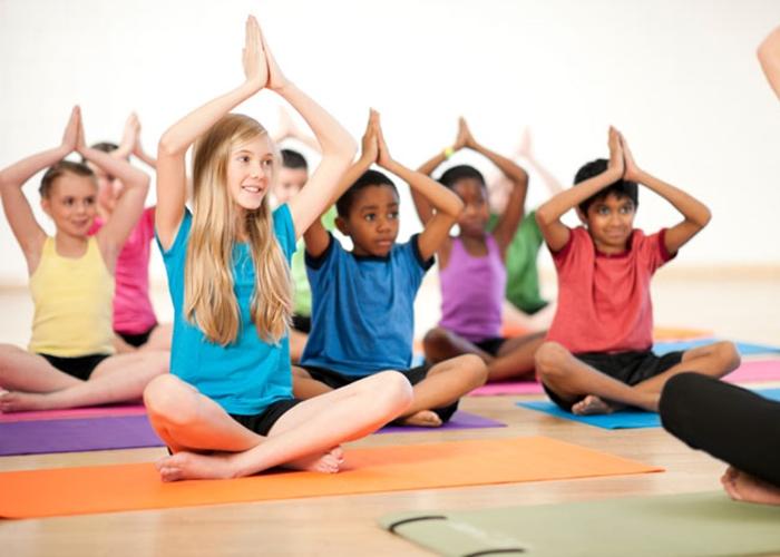 yoga de ninos