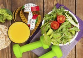 Dieta para incrementar la masa muscular