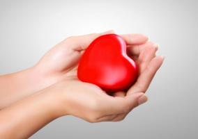 Frutas para corazón